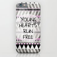 Young Hearts iPhone 6 Slim Case