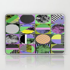 Pop Art Grid - Abstract, geometric style artwork Laptop & iPad Skin