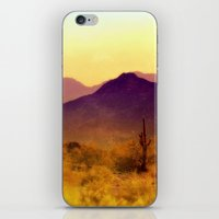 Painted Desert iPhone & iPod Skin