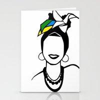 Brasil Stationery Cards