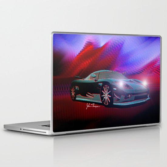Koenigsegg Laptop & iPad Skin