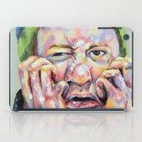 Inferno I iPad Case