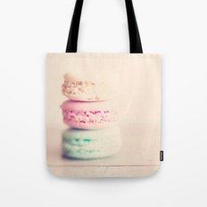 the sweet sweet macaron ... Tote Bag