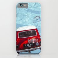 deep water swimming mini #1 iPhone 6 Slim Case