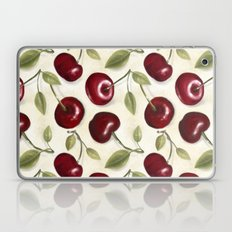 Cherries pattern Laptop & iPad Skin