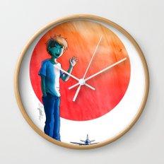 Sayonara Wall Clock