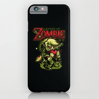 iPhone & iPod Case featuring Legend of Zombie by WinterArtwork
