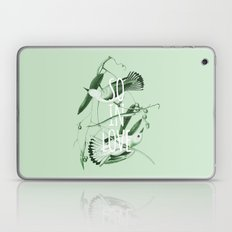 So In Love (Green) Laptop & iPad Skin