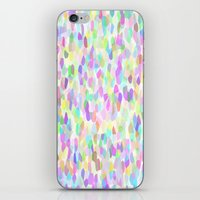 Pastell Pattern iPhone & iPod Skin