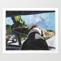 Farley  Art Print
