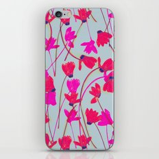 Flowering Cyclamen #4 iPhone & iPod Skin