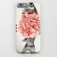 To Bloom Not Bleed III iPhone 6 Slim Case