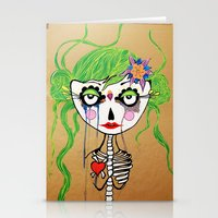 Gueixa Stationery Cards