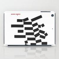 Piano Signori iPad Case