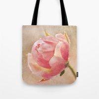 Pretty Little Rosebud. Tote Bag
