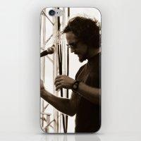 Vedder - Pearl Jam 20 Fe… iPhone & iPod Skin