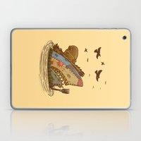 The Scarecrow Shark Laptop & iPad Skin