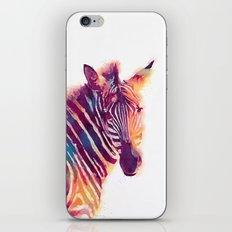 The Aesthetic - Zebra iPhone & iPod Skin