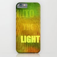 iPhone & iPod Case featuring Into the Light by F. C. Brooks