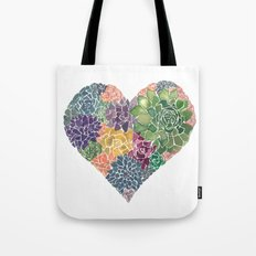Rooted in Love No.2 Tote Bag