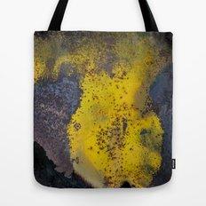 Abstract  metallic Tote Bag