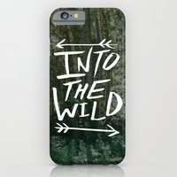 iPhone & iPod Case featuring Into the Wild III by Leah Flores