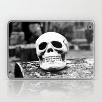 Graveyard Horror Laptop & iPad Skin