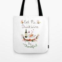 Be Thankful Tote Bag