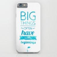 Big Things iPhone 6 Slim Case