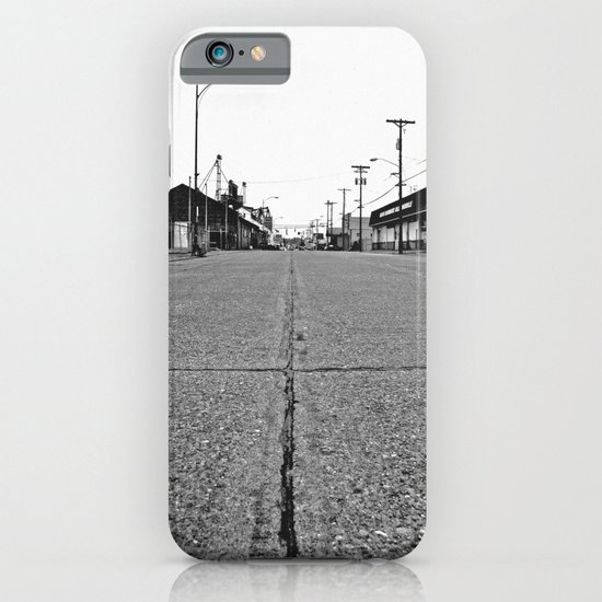 South Tacoma street iPhone & iPod Case