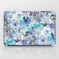 Local Color Blue Mint iPad Case