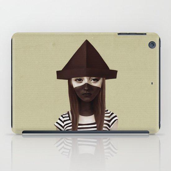Ceci n'est pas un chapeau iPad Case