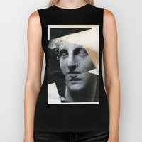 Untitled (Painting Composition 8) Biker Tank
