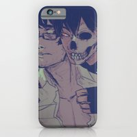 iPhone Cases featuring Long Time No See by Yuutayo