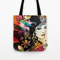 Colorful Nature Tote Bag