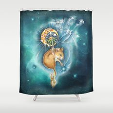 Step 1 Make A Wish - Ste… Shower Curtain