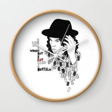 Jack White Cuts Like a Buffalo Wall Clock