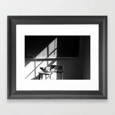 Afternoon Light Framed Art Print