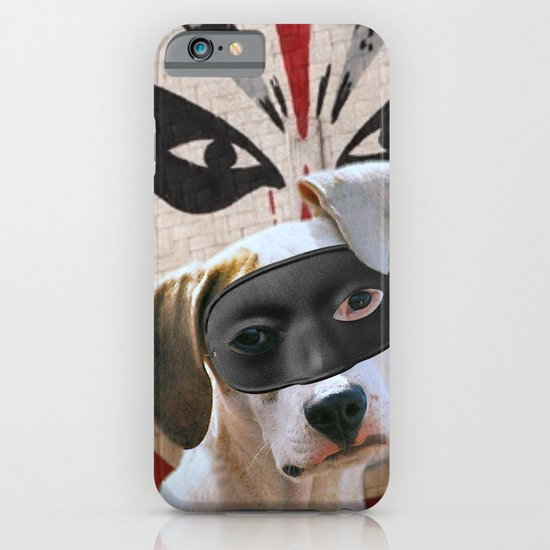 Kabooki Pooch in training iPhone & iPod Case