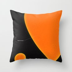 My Love For You Throw Pillow