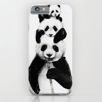 iPhone & iPod Case featuring Pand-erations by Isaiah K. Stephens