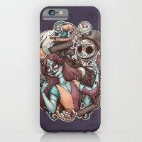 iPhone Cases featuring Nightmare de los Muertos by Medusa Dollmaker