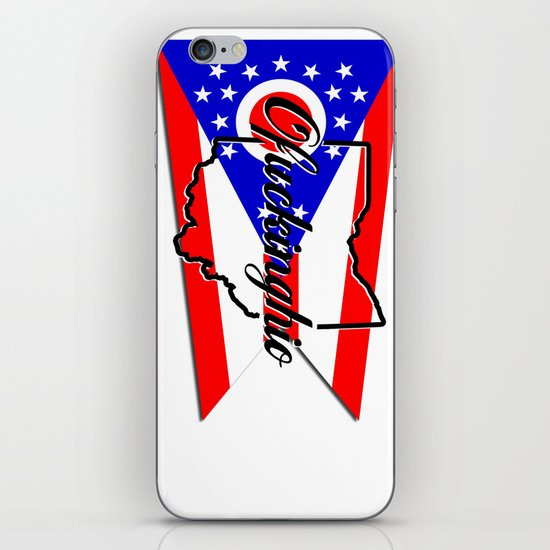 Ofuckinghio iPhone & iPod Skin