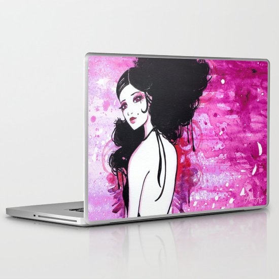 Madrid Laptop & iPad Skin