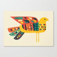 Century Bird Canvas Print