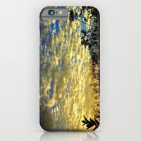 iPhone & iPod Case featuring Shadows of Fall by Biff Rendar