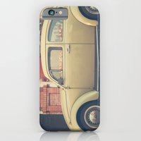 Beige Volkswagen Bug And… iPhone 6 Slim Case