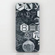 Math Class iPhone & iPod Skin