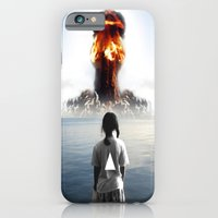 iPhone & iPod Case featuring Nuke My Home by Ruben Marcus Luz Paschoarelli