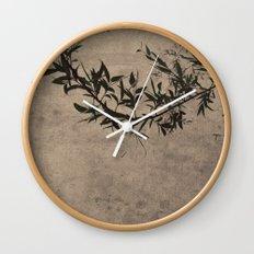 Oriental Breeze Wall Clock